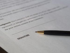 Vzor pracovní smlouvy