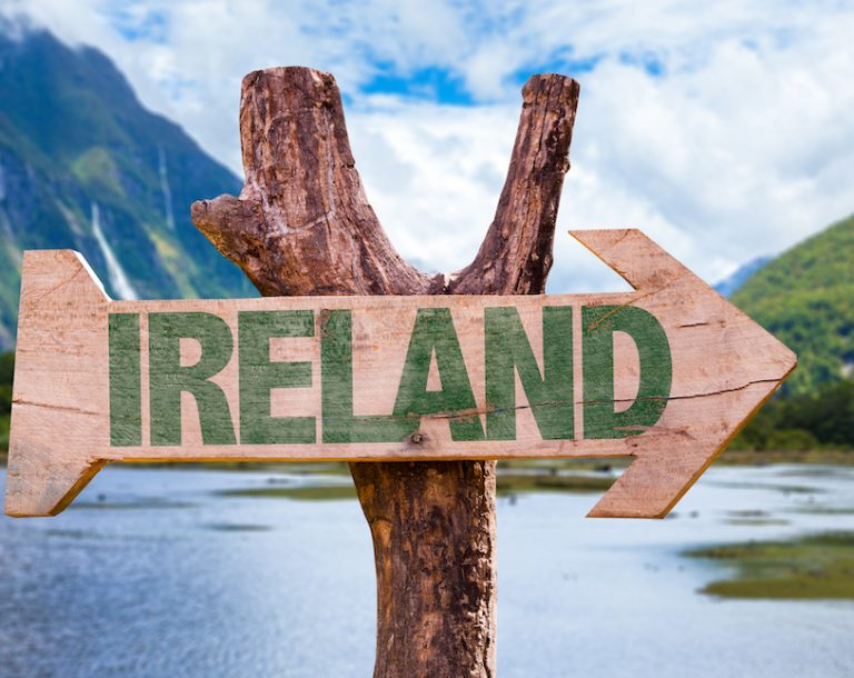 Firma v Irsku
